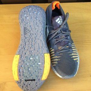 adidas Shoes - Adidas PulseBoost HD LTD men grey/orange sneakers